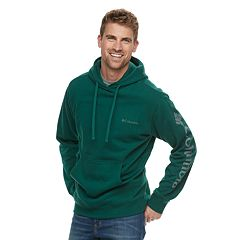 Men's Columbia Viewmont II Logo Graphic Hoodie
