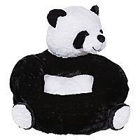 Trend Lab Children's Plush Panda Character Chair