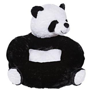 Trend Lab Children's Plush Panda Character Chair