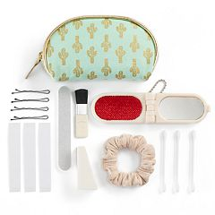 LC Lauren Conrad Canvas Cactus Beauty Kit