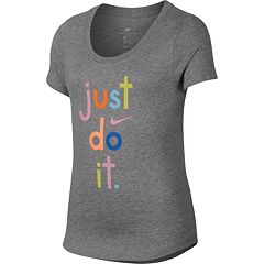 Girls 7-16 Nike 'Just Do It' Graphic Tee