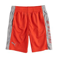 Boys 4-7 Puma Colorblocked Performance Shorts