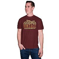 Men's SONOMA Goods for Life™ Vintage Motorcycle Tee