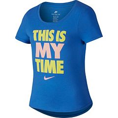 Girls 7-16 Nike This Is My Time Tee