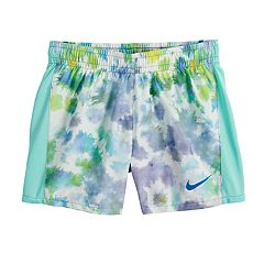 Girls 7-16 Nike Rainbow Shorts