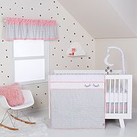 Trend Lab Be Happy 3 pc Crib Bedding Set