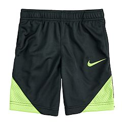 Boys 4-7 Nike Swoosh Shorts