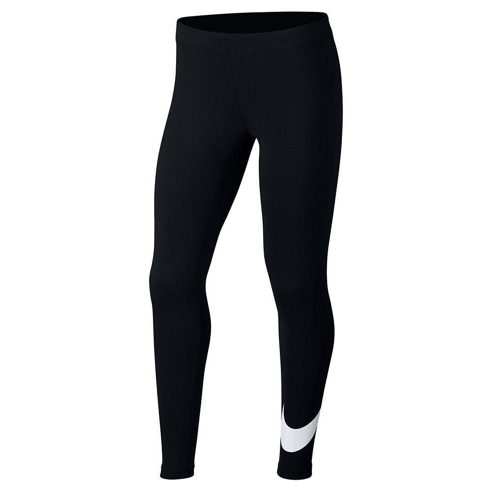 Girls 7-16 Nike Favorites Swoosh Athletic Leggings
