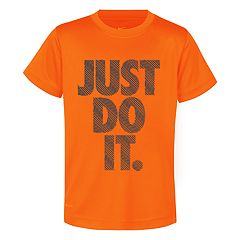 Boys 4-7 Nike 'Just Do It' Squiggle Graphic Tee