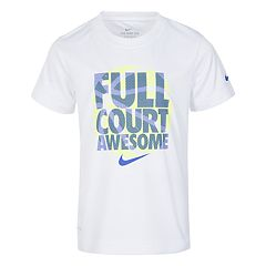 Boys 4-7 Nike 'Full Court Awesome' Graphic Tee
