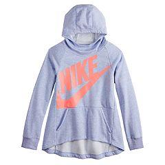 f3f3603bbbb7 Girls 7-16 Nike Pullover Hoodie Sweatshirt