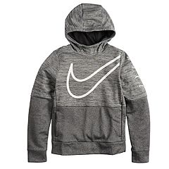 Girls 7-16 Nike Thermal Swoosh Hoodie