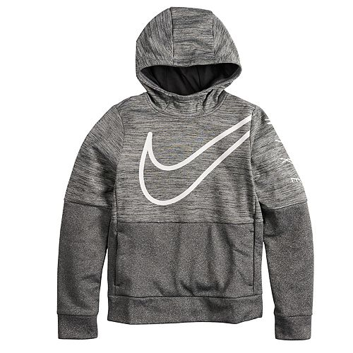 f5403e9245d9 Girls 7-16 Nike Thermal Swoosh Hoodie
