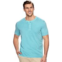 Big & Tall SONOMA Goods for Life™ Supersoft Modern-Fit Henley