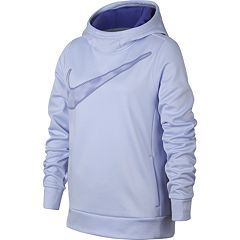 Girls 7-16 Nike Swoosh Thermal Hoodie