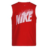Boys 4-7 Nike Dissolve Dri-FIT Graphic Tank