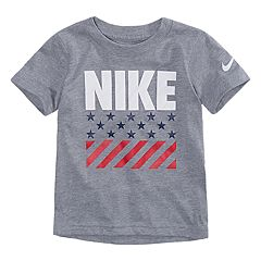 Toddler Boy Nike Stars & Striped 'Nike' Graphic Tee