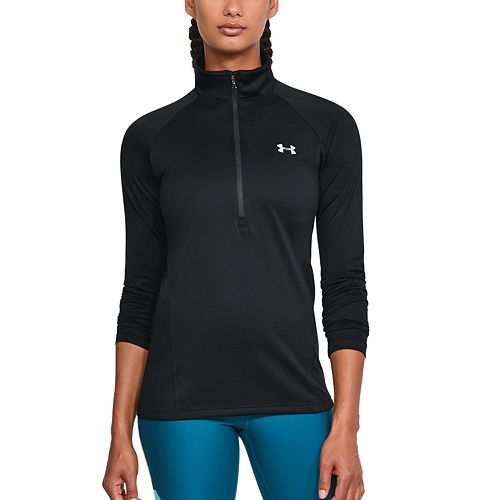 9b5d9bbf Women's Under Armour Tech 1/2-Zip Top
