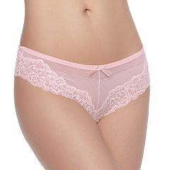 Maidenform Comfort Devotion Mesh & Lace Tanga Panty DMCCLT
