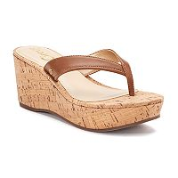 Circus by Sam Edelman Raven Women's Wedge Sandals