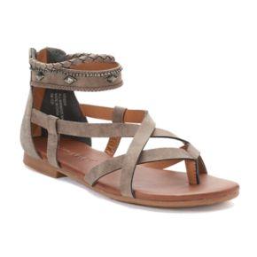 Now or Never Mischka Women's ... Gladiator Sandals