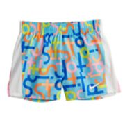 Girls 7-16 Nike Printed Shorts