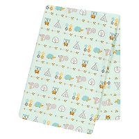 Trend Lab Southwest Adventure Jumbo Deluxe Flannel Swaddle Blanket
