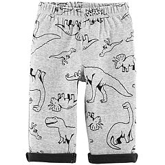 Baby Boy Carter's Dinosaur Print Pull-On Pants