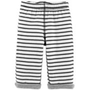 Baby Boy Carter's Striped Pull-On Pants