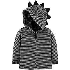 Baby Boy Carter's Spike Hooded Cardigan