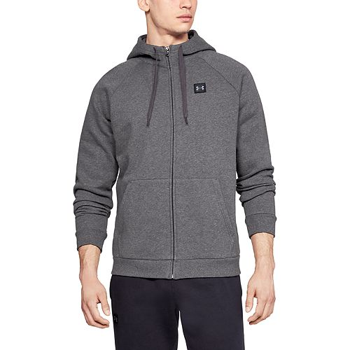 cb0c54d3d Men's Under Armour Rival Fleece Full-Zip Hoodie