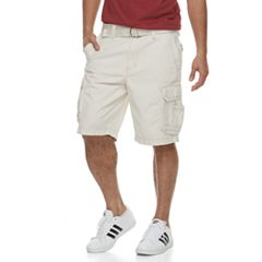 Men's Urban Pipeline™ Belted Twill Cargo Shorts