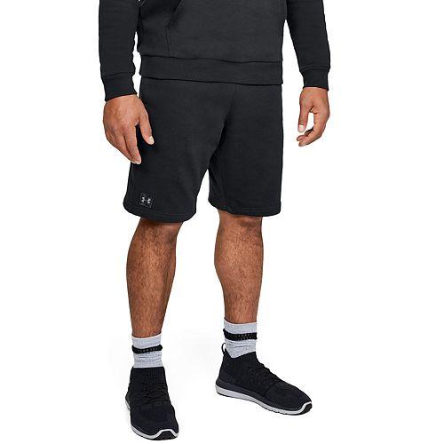 Men's Under Armour Rival Fleece Shorts