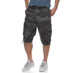 Men's Urban Pipeline® Twill Messenger Shorts