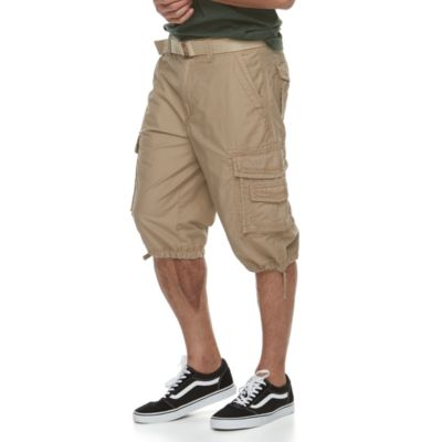 Men's Urban Pipeline? Twill Messenger Shorts