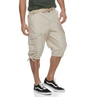 Men's Urban Pipeline® Twill Messenger Shorts
