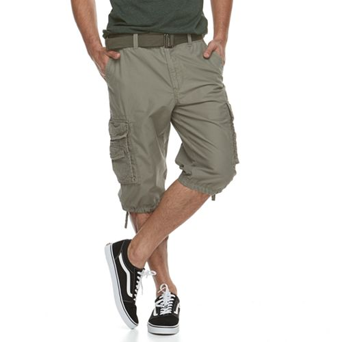 Men's Urban Pipeline™ Twill Messenger Shorts