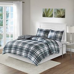 Madison Park Essentials Parkston 3M Scotchgard Moisture Management Down-Alternative Comforter Set