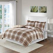 Madison Park Essentials Parkston 3M Scotchgard Moisture Management Down-Alternative Comforter Set