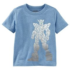 Boys 4-8 OshKosh B'gosh® Foiled Robot Graphic Tee