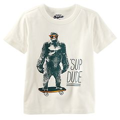 Boys 4-8 OshKosh B'gosh® 'Sup Dude' Gorilla Graphic Tee