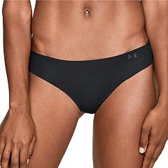 Under Armour Pure Stretch Thong Panty 1275732