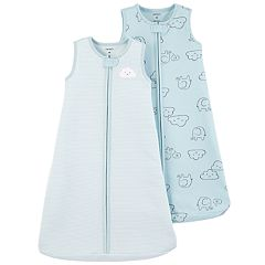 Baby Boy Carter's 2-pack Cloud & Elephant Sleep Bag