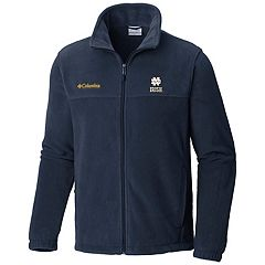 Men's Columbia Notre Dame Fighting Irish Flanker II Fleece Jacket