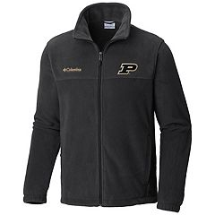 Men's Columbia Purdue Boilermakers Flanker II Fleece Jacket