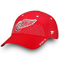 Men's Detroit Red Wings Draft Cap