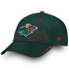 Men's Minnesota Wild Draft Cap