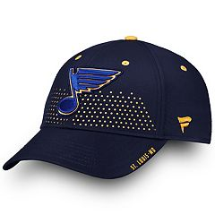 Men's St. Louis Blues Draft Cap