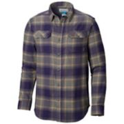 Men's Columbia Washington Huskies Flannel Shirt
