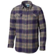 Men's Columbia Washington Huskies Flannel Shirt